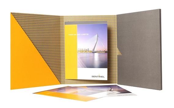 Mẫu in brochure folder đặc biệt